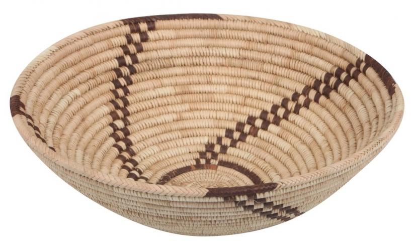 Ndebele Basket Ø ca. 60 cm