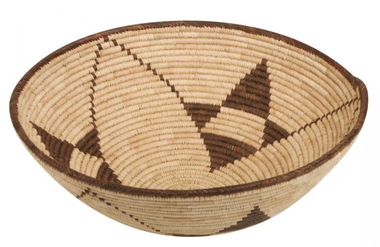 Ndebele Basket Ø ca. 25 cm