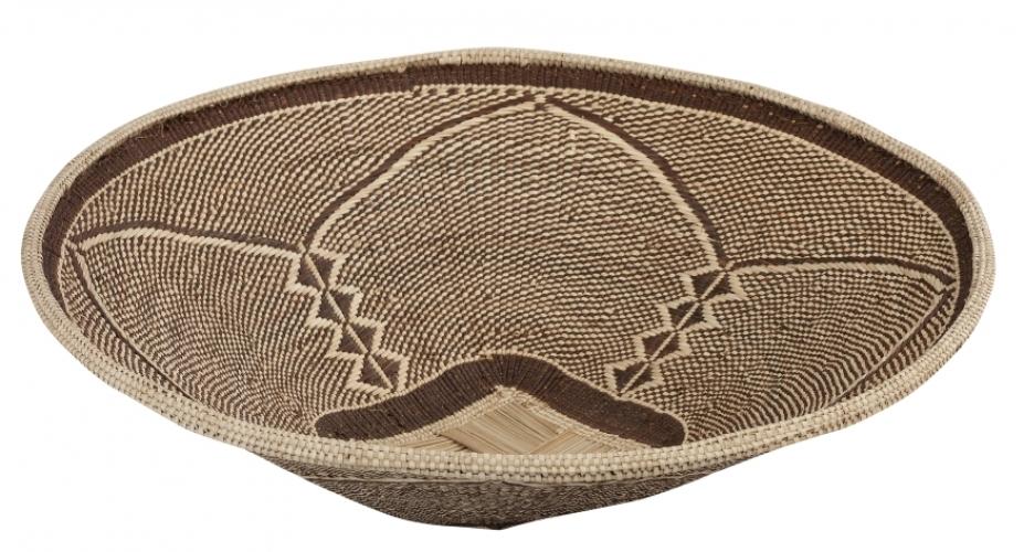 Tonga Basket Ø ca. 45 cm