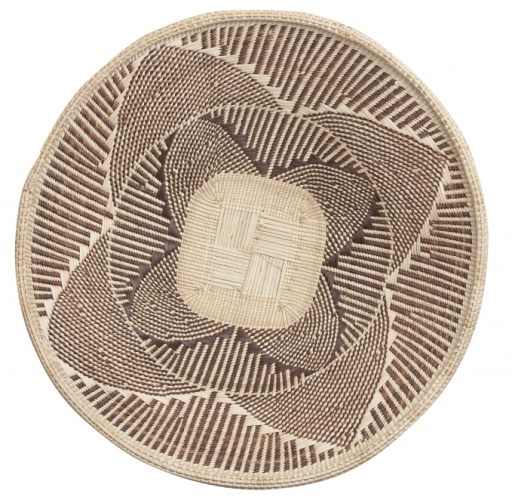 Tonga Basket Ø ca. 35 cm