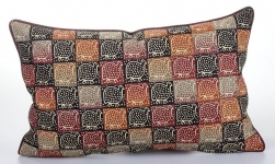 Rectangle Natural Guinea Fowl 55x34 cm