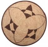 Ndebele Basket Ø ca. 50 cm