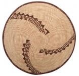Ndebele Basket Ø ca. 45 cm