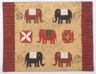 Random Elephants Mud
