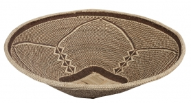 Tonga Basket Ø ca. 30 cm